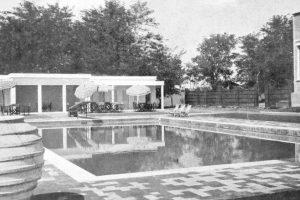 La Piscina nel 1940